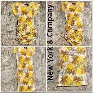 New York & Company-Convertible beach dress size S